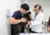 中興大學為流浪貓狗成立「浪浪樂活醫療室」。(取自 中興大學)
